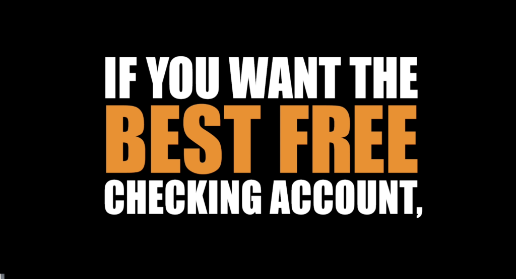 Best Free Checking -