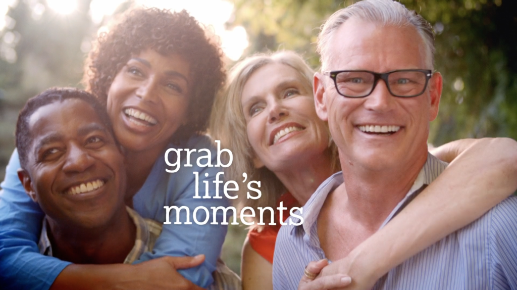 Grab Life's Moments Brand :30 Ad -